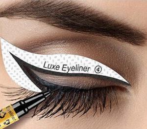 naklejki do kreski, naklejki eyeliner